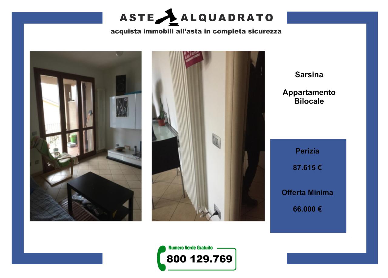 Appartamento in vendita a Sarsina, 2 locali, prezzo € 66.000 | PortaleAgenzieImmobiliari.it