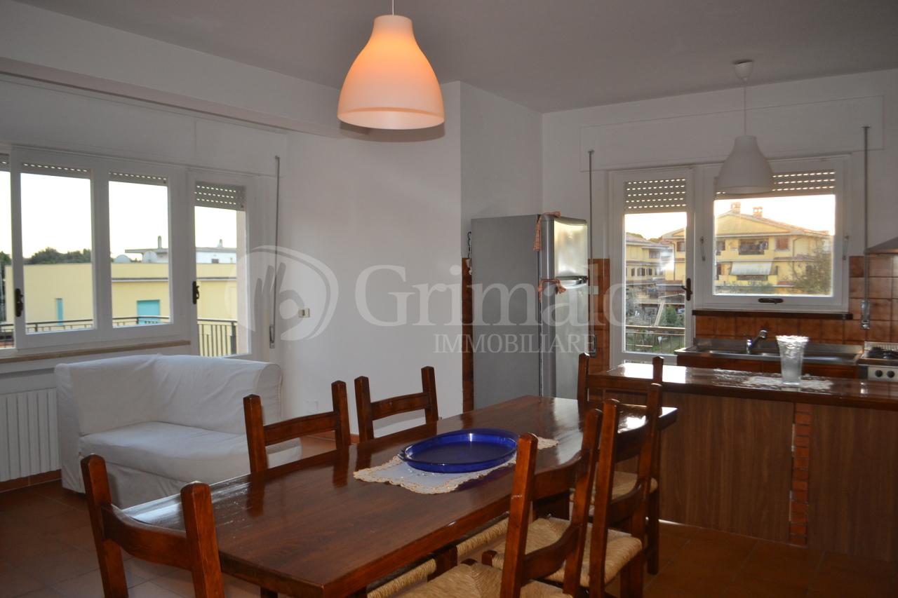 Appartamento in buone condizioni arredato in affitto Rif. 8908579