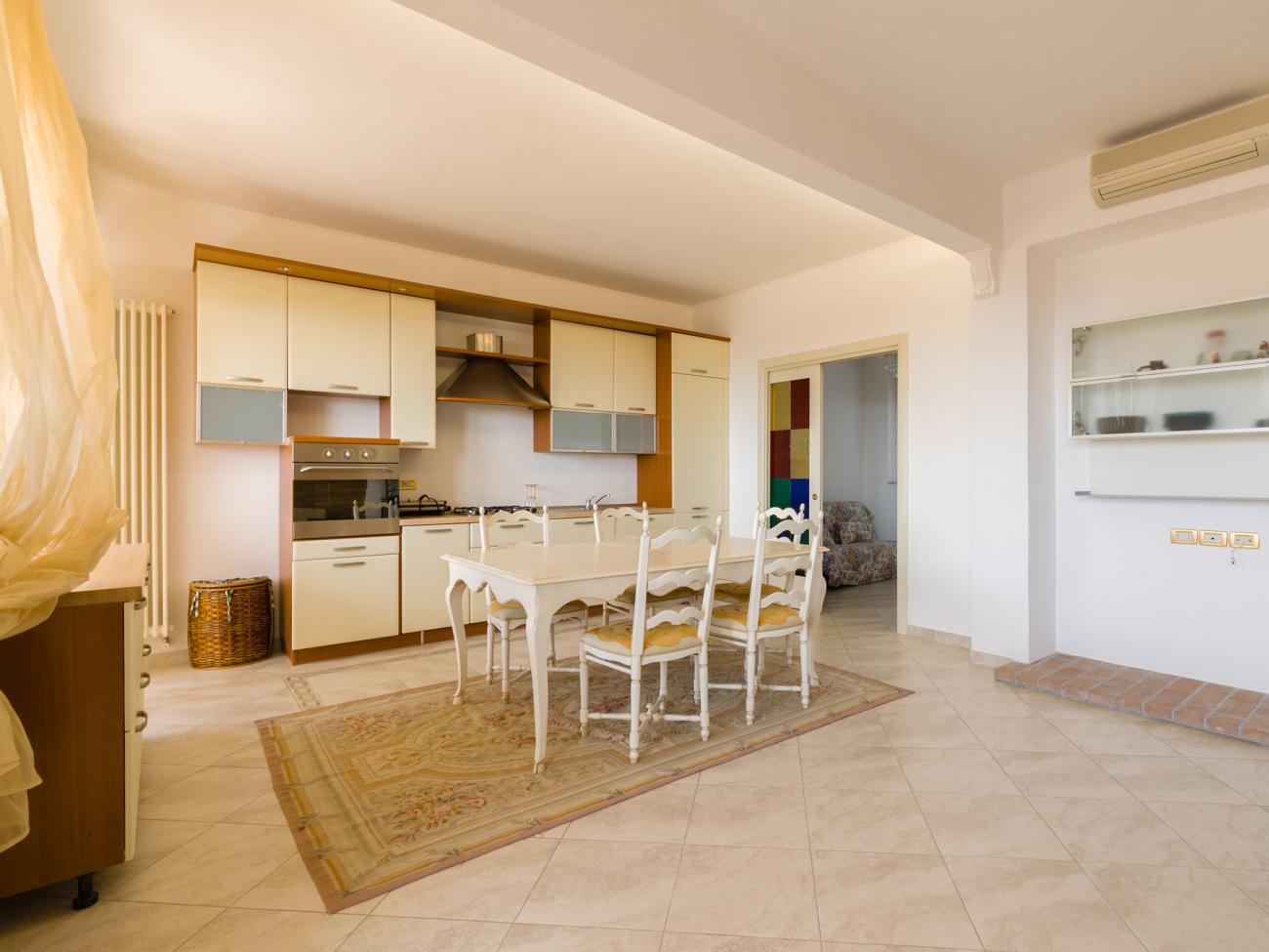 Appartamento in zona San Rocco 5T150