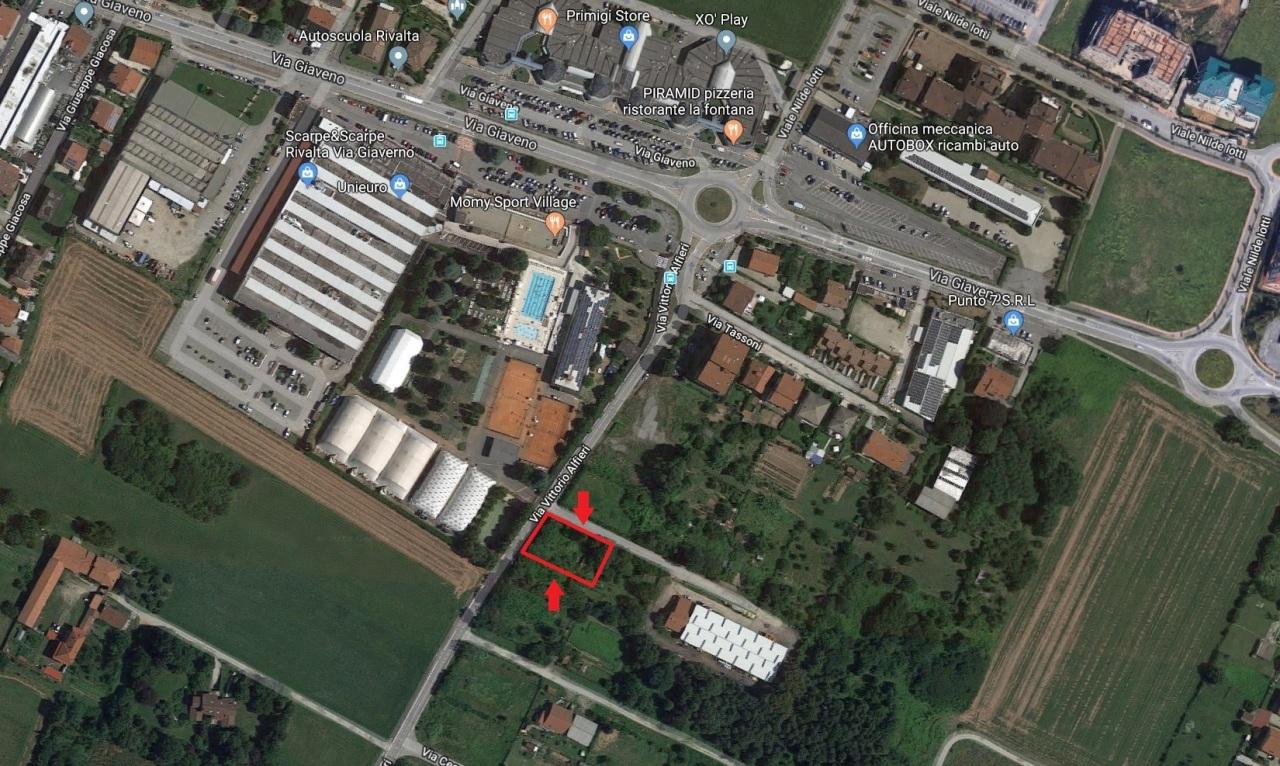 Terreno Edificabile Comm.le/Ind.le in vendita a Rivalta di Torino, 9999 locali, prezzo € 99.000 | PortaleAgenzieImmobiliari.it