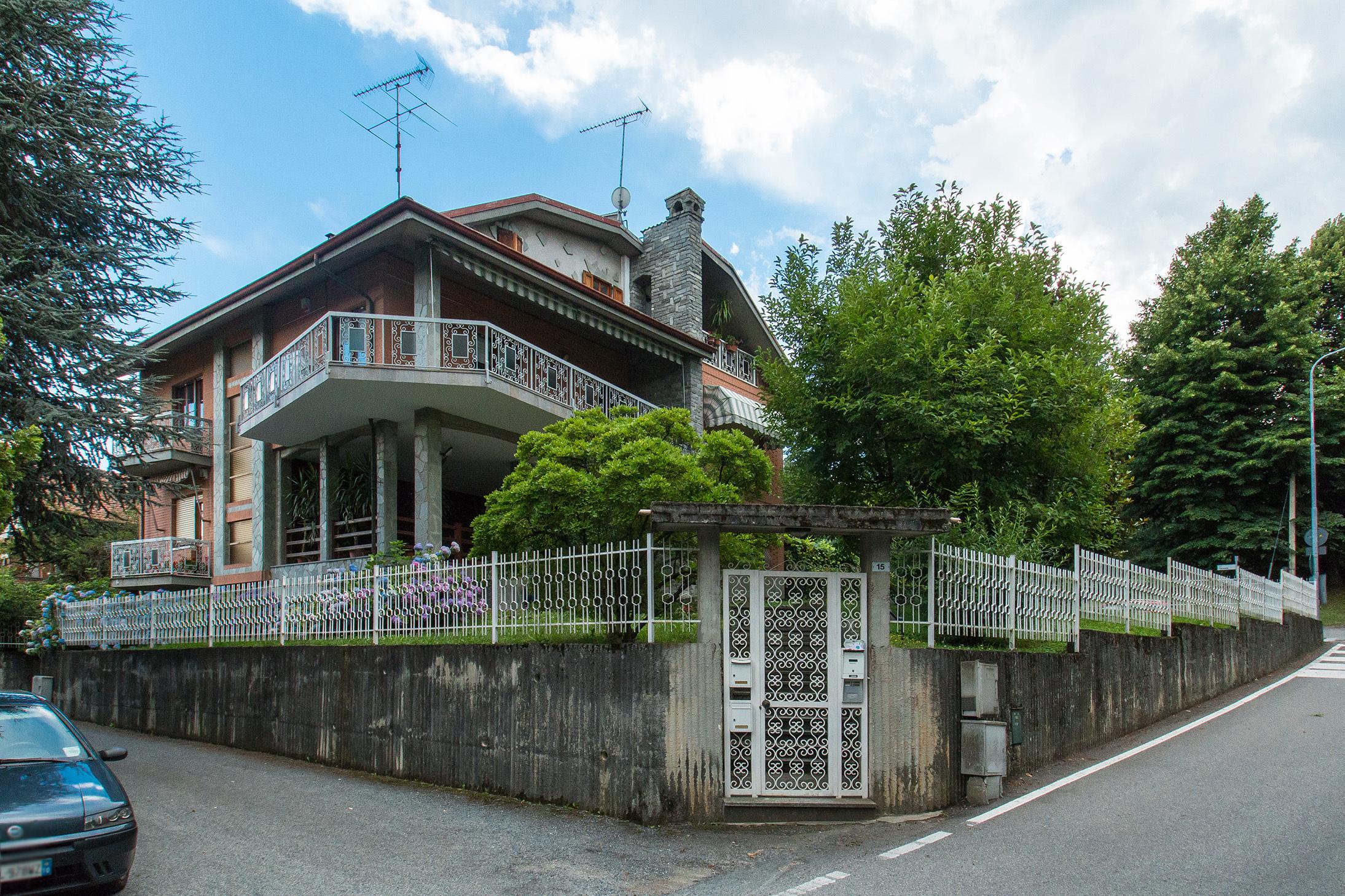 Buttigliera Alta. Quadrilocale mansardato in villa trifamiliare