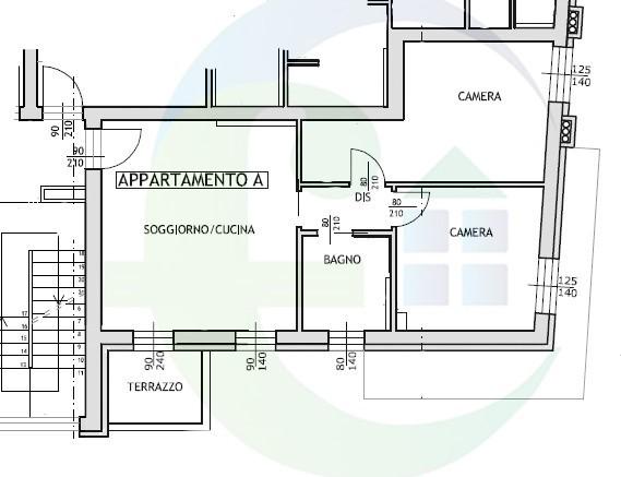 Appartamento - Trilocale a Cesenatico