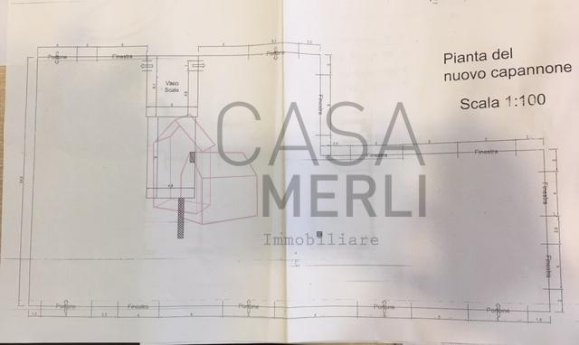 Capannone / Fondo - Industriale/Artigianale a Loc. Amerique, Quart Rif. 8184893