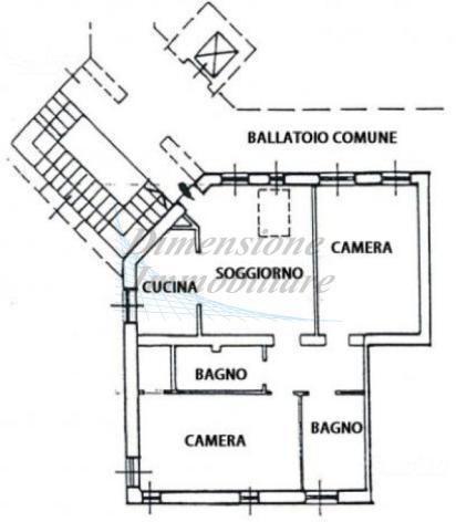 Appartamento a Cecina