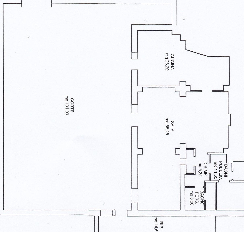 Locale commerciale a Grottaferrata Rif. 12143221
