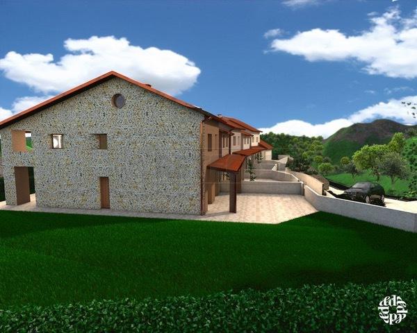 Villetta a schiera in vendita Rif. 12393418