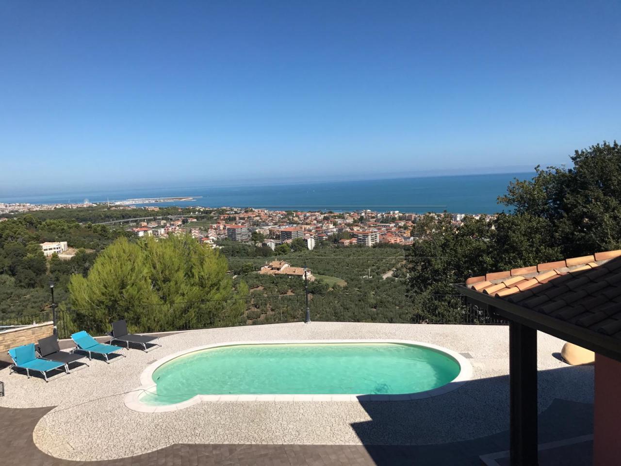 Villa in vendita a Francavilla al Mare, 14 locali, Trattative riservate   CambioCasa.it