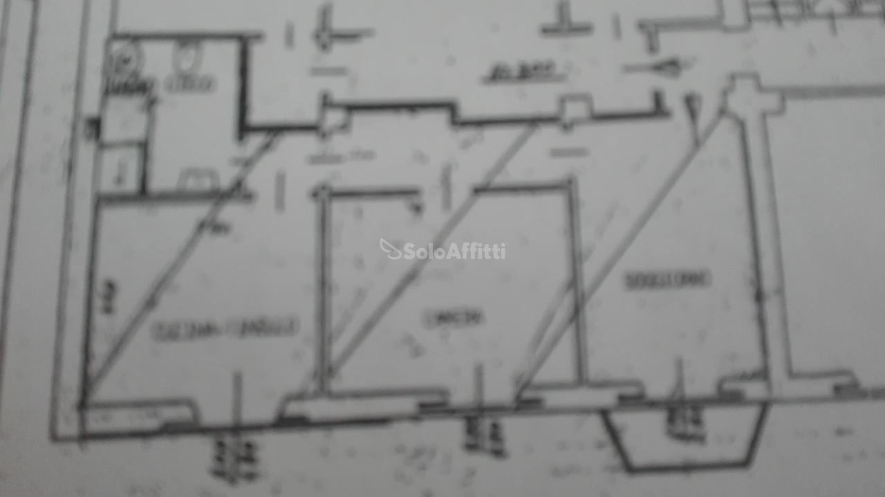 Bilocale in ottime condizioni in affitto Rif. 10244656