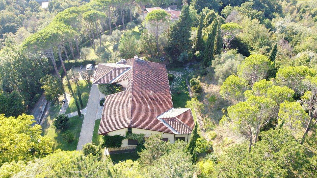 Villa singola Lucca Monte S.Quirico IA01650 img 50