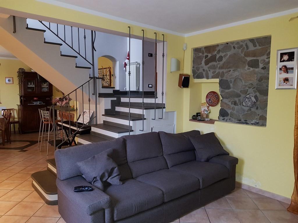 Semindipendente terratetto - In Bifamiliare a San Lazzaro, Sarzana