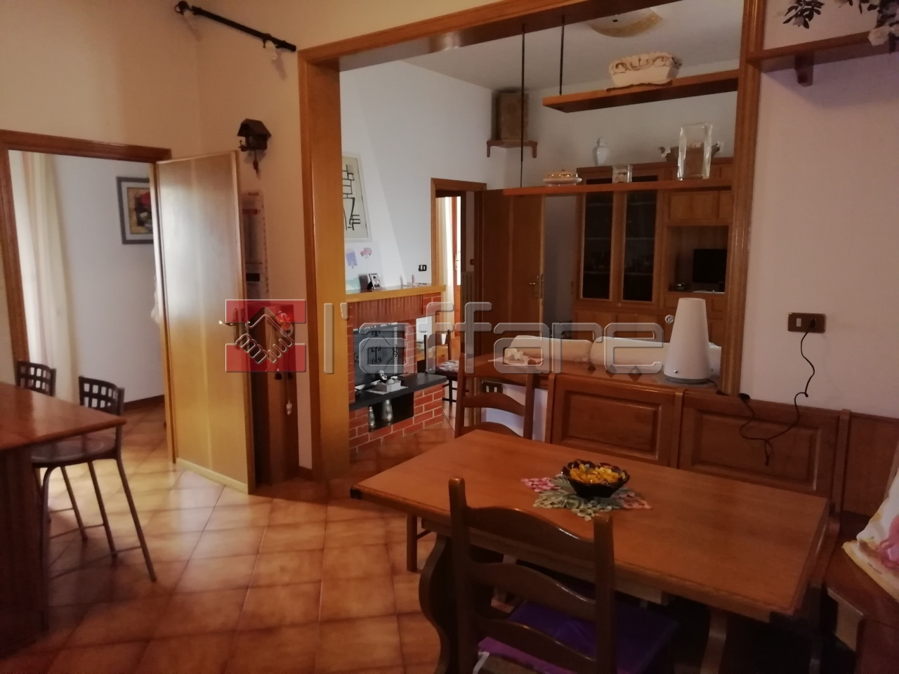 Appartamento in buone condizioni in vendita Rif. 9847254