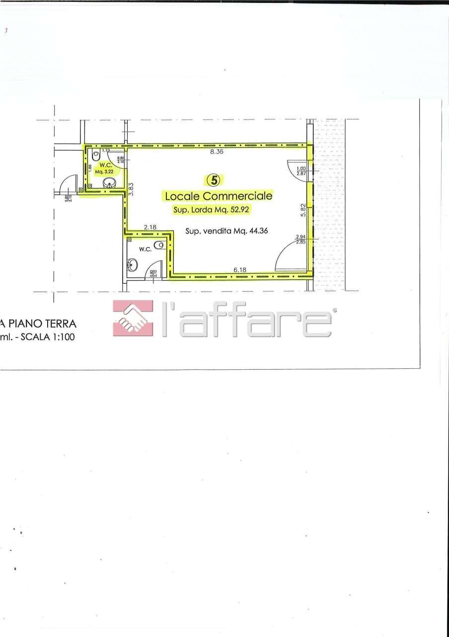 Fondo - Commerciale a Capannoli Rif. 4143740