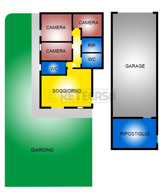 Appartamento in vendita Rif. 10445510