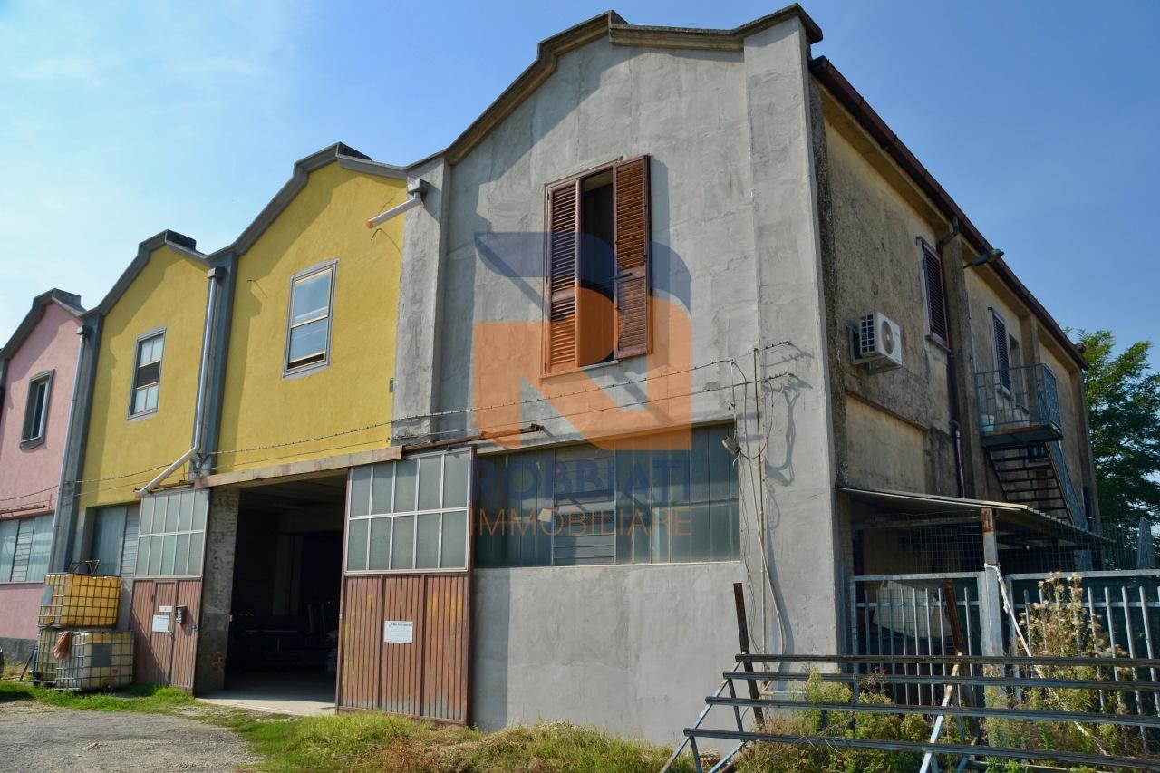 Laboratorio in vendita a Zinasco, 1 locali, prezzo € 130.000 | PortaleAgenzieImmobiliari.it