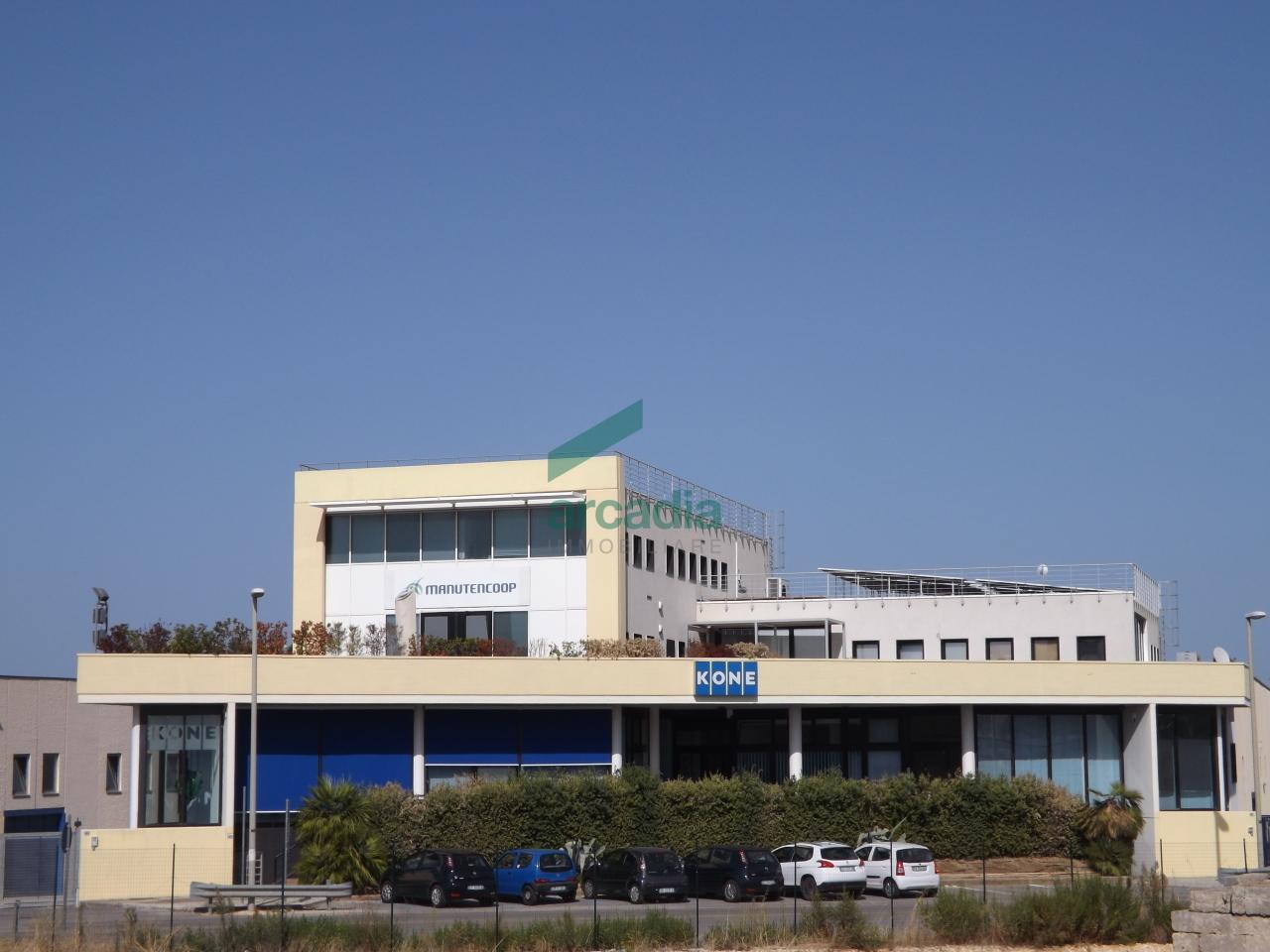 Capannone - Industriale a Zona Industriale, Modugno Rif. 9670660