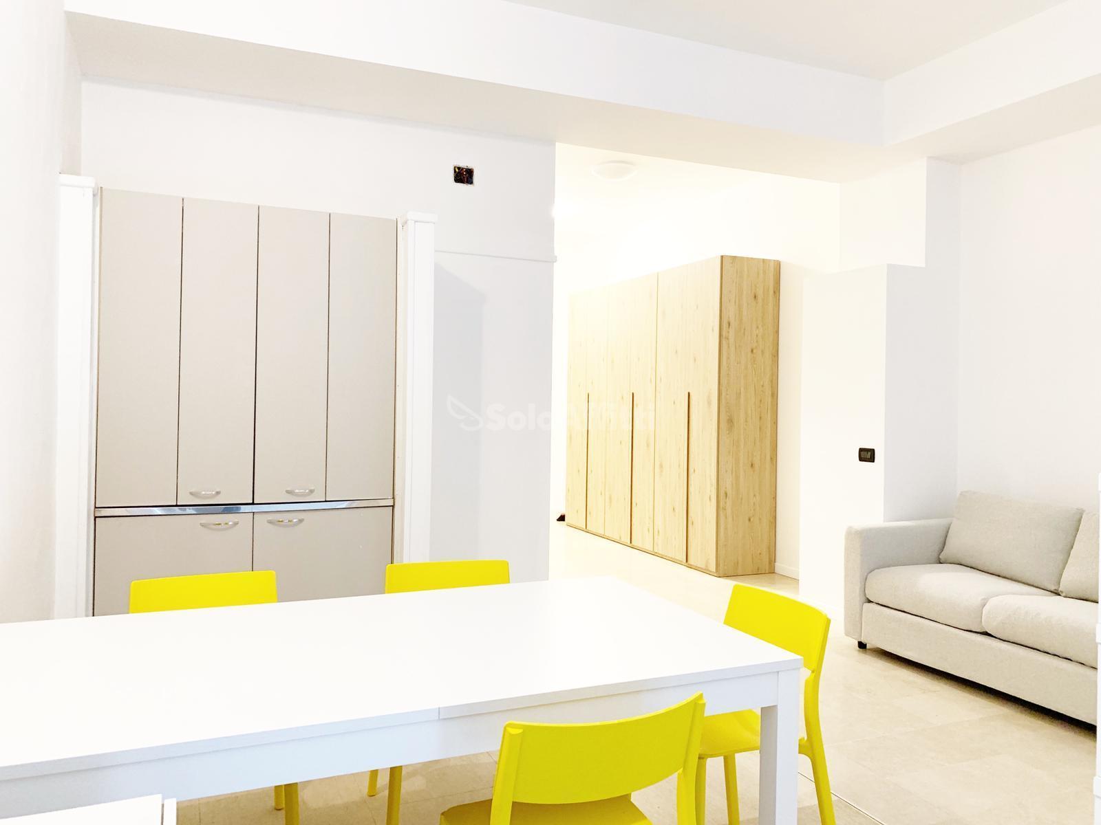 Appartamento Monolocale Arredato 55 mq.