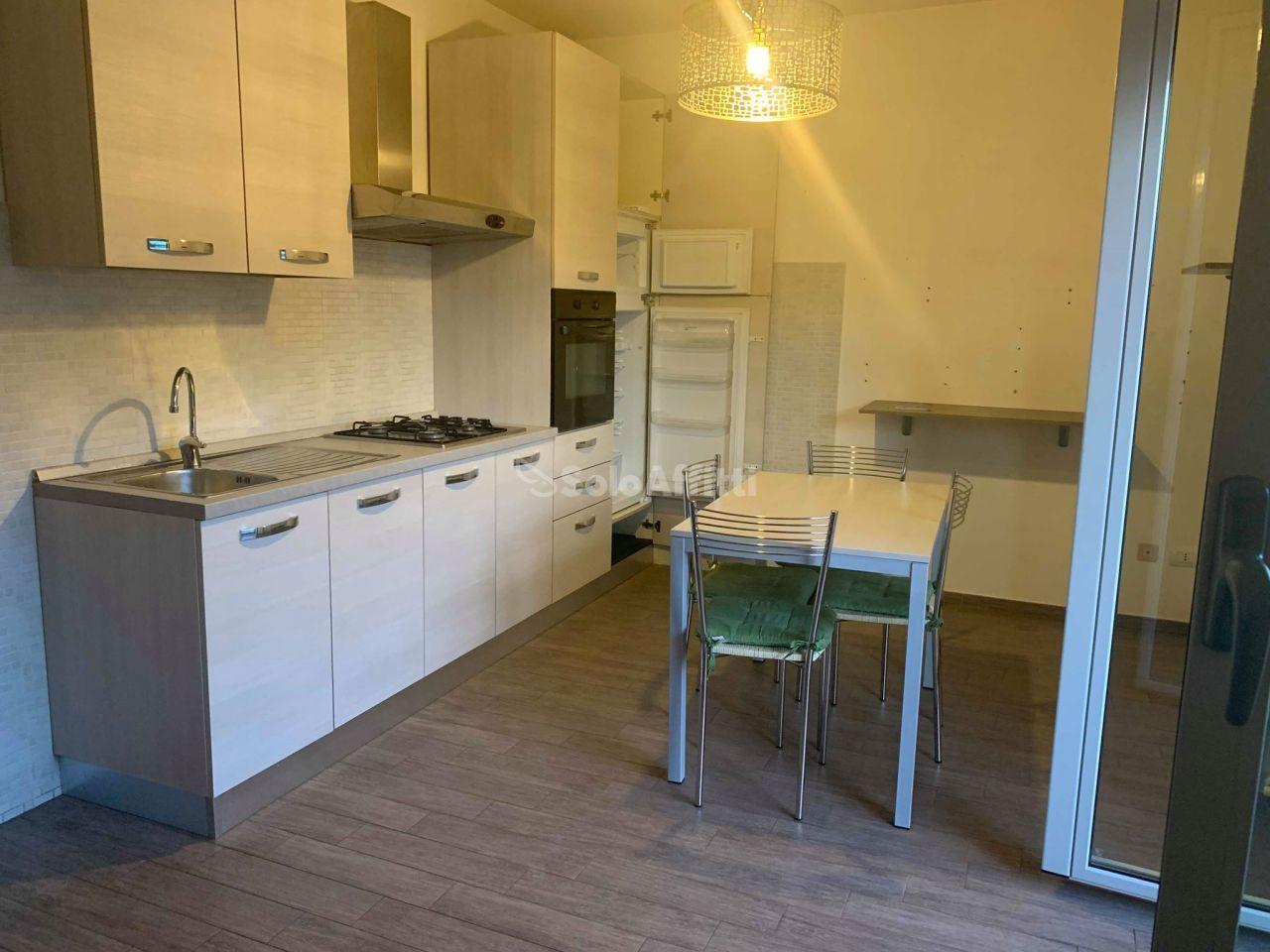 Bilocale in ottime condizioni arredato in affitto Rif. 11125966