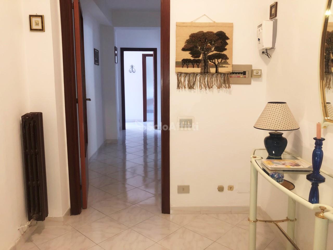Trilocale in buone condizioni arredato in affitto Rif. 10525329