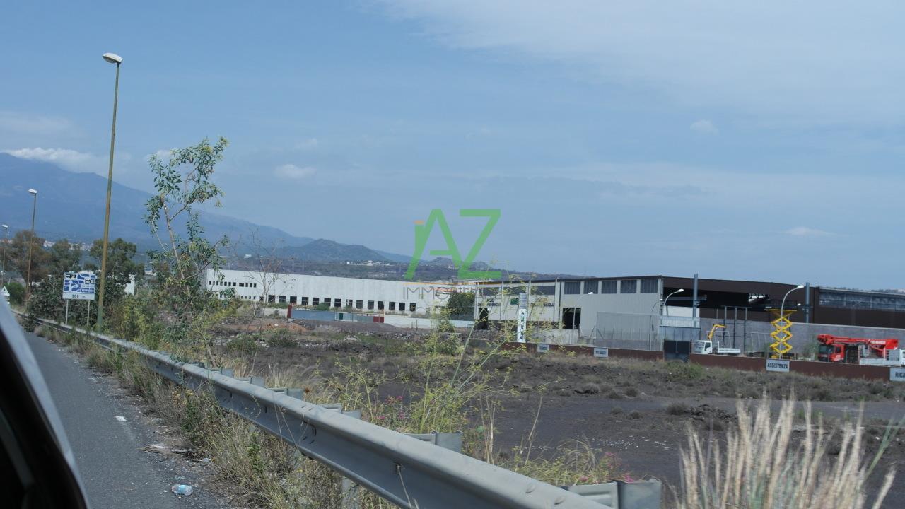 Industriale a Zona ASI, Belpasso