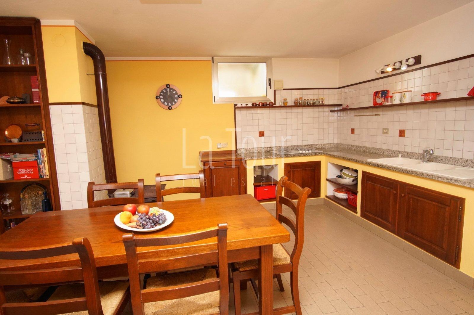 Pontey villetta INSP Villa one-family