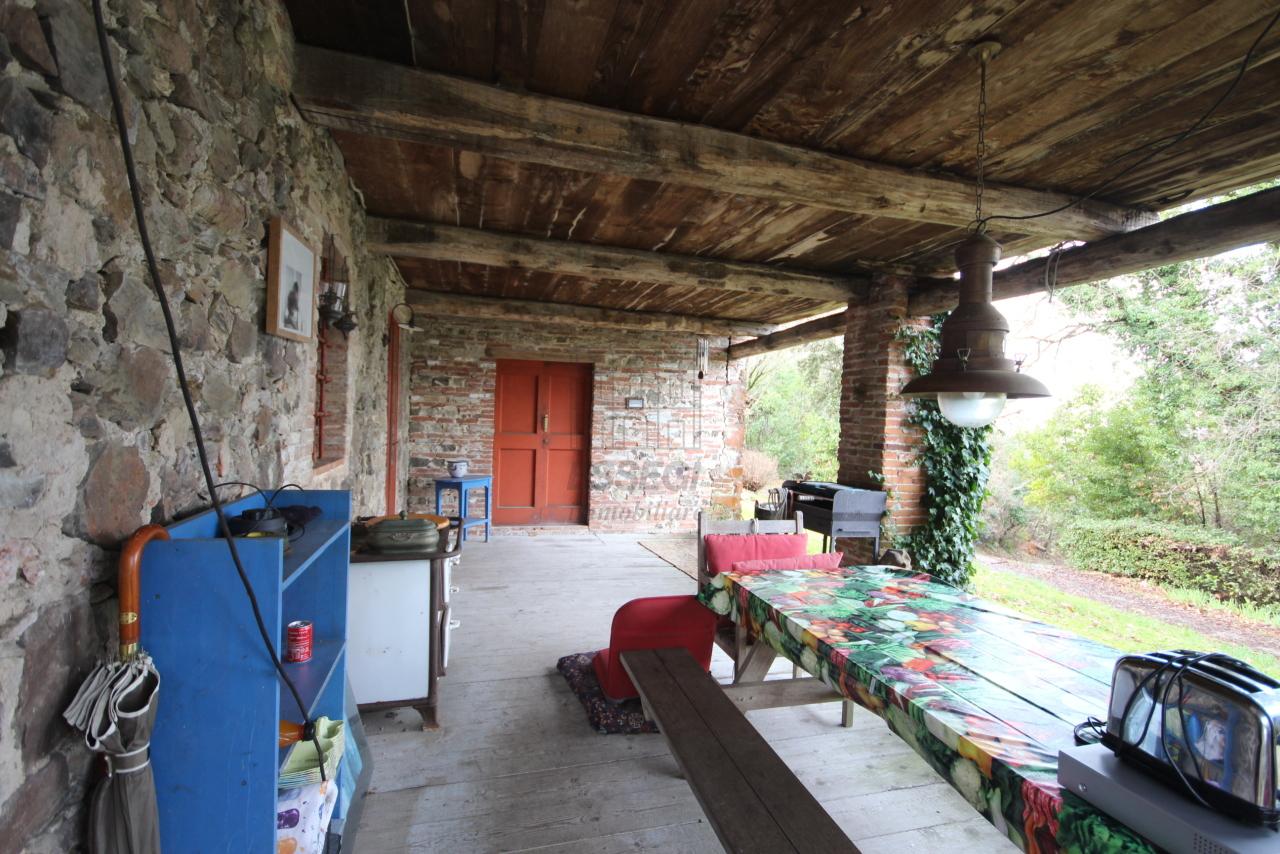 Casa colonica Lucca Monte S. Quirico IA01400 img 19
