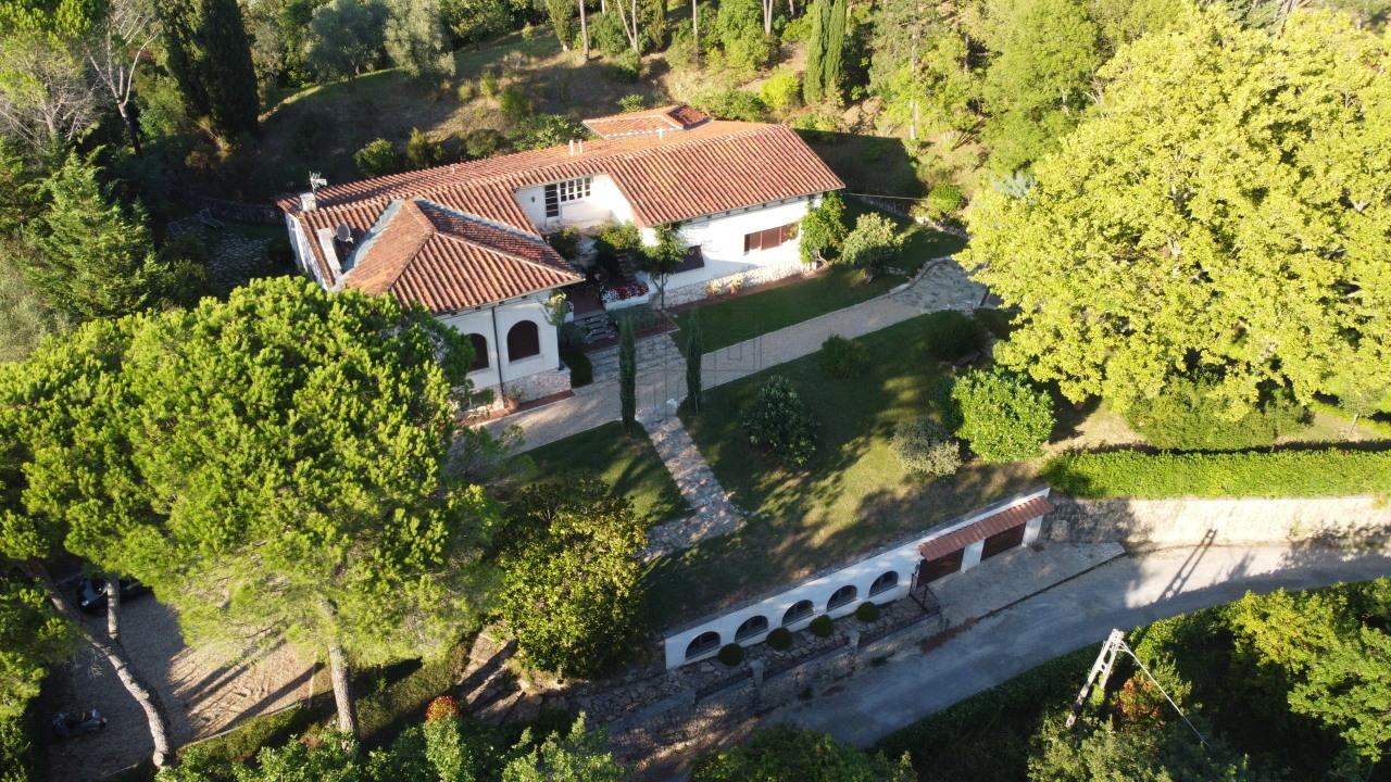 Villa singola Lucca Monte S.Quirico IA01650 img 21