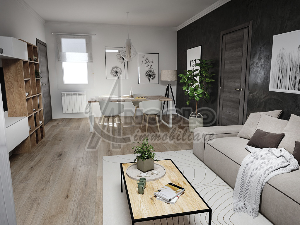 Appartamento in vendita a Villadose, 5 locali, prezzo € 76.000   CambioCasa.it
