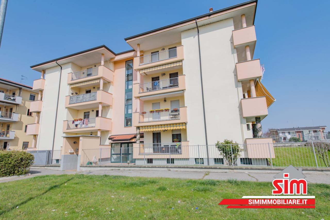 Appartamento in vendita a Trecate, 2 locali, prezzo € 63.000   PortaleAgenzieImmobiliari.it