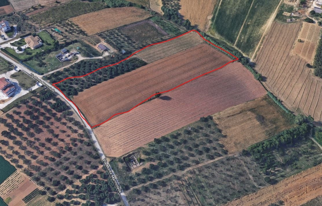 Agricolo - Coltivato a Frazione, Spoltore Rif. 7292945