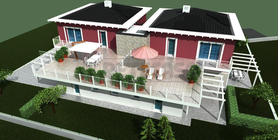 Appartamento in vendita a Trissino, 5 locali, Trattative riservate | PortaleAgenzieImmobiliari.it