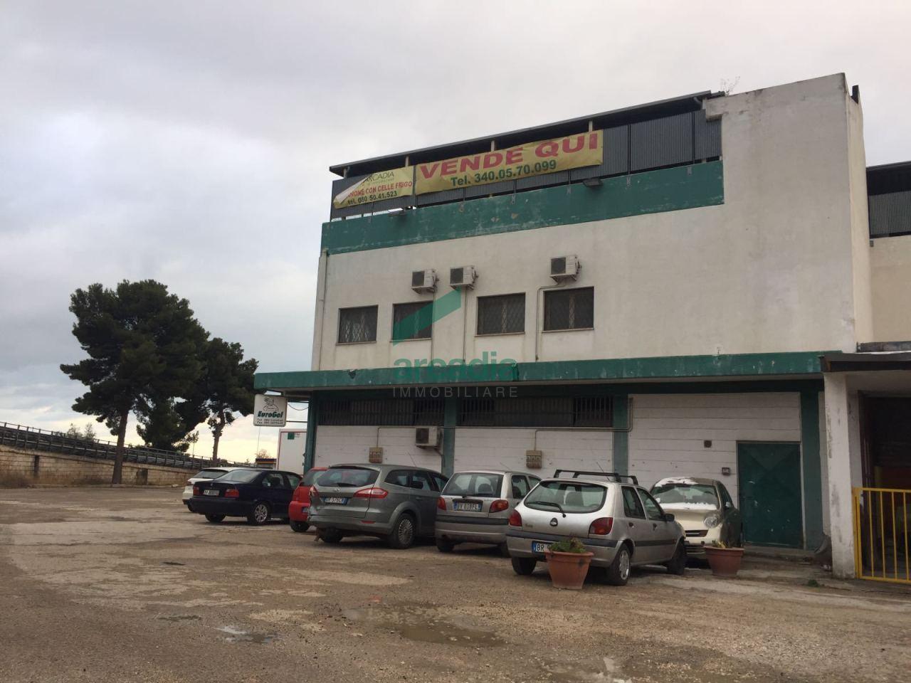 Capannone - Industriale a Zona Industriale, Modugno Rif. 10491881