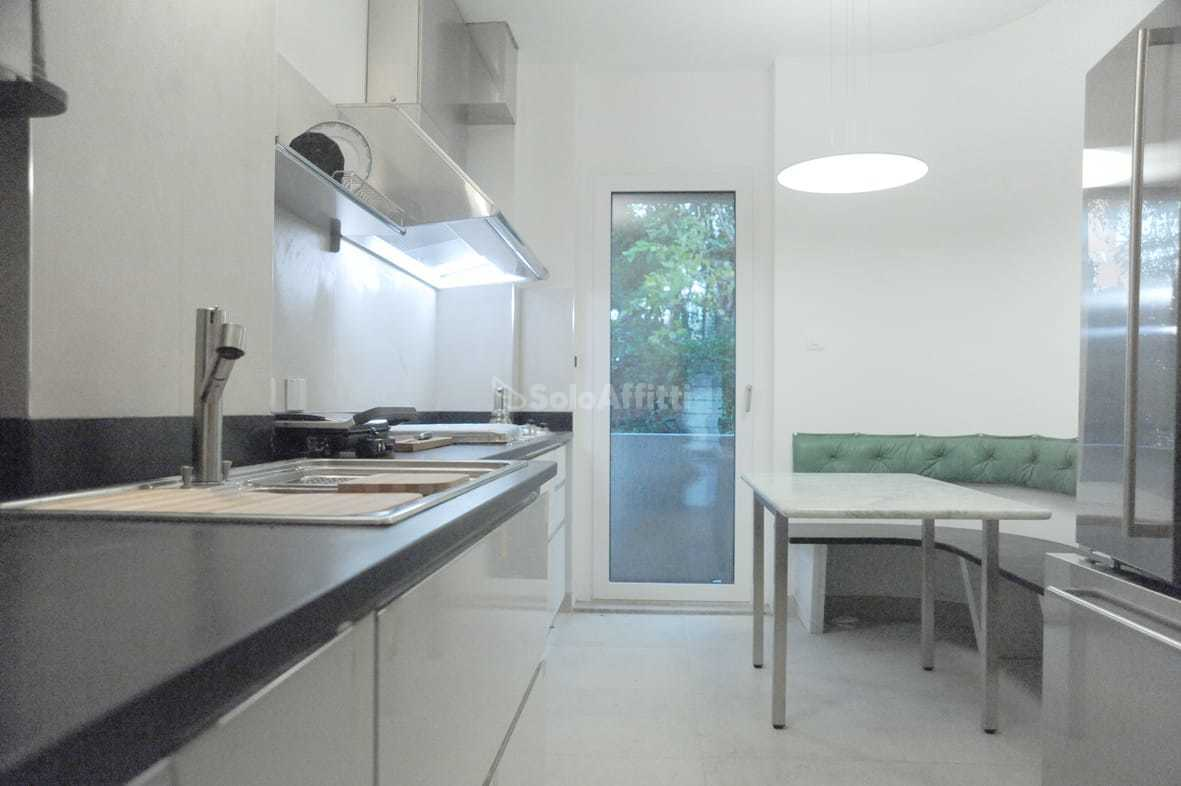 Appartamento Quadrilocale Arredato 156 mq.