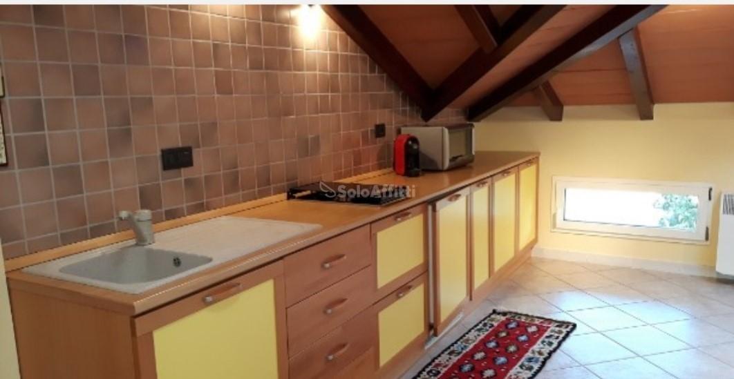 Bilocale in ottime condizioni arredato in affitto Rif. 9847237