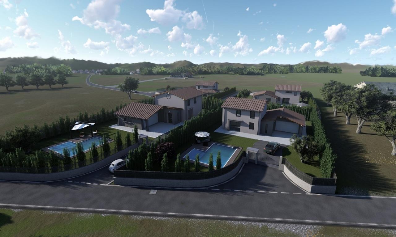 Villetta a schiera in vendita Rif. 9821644