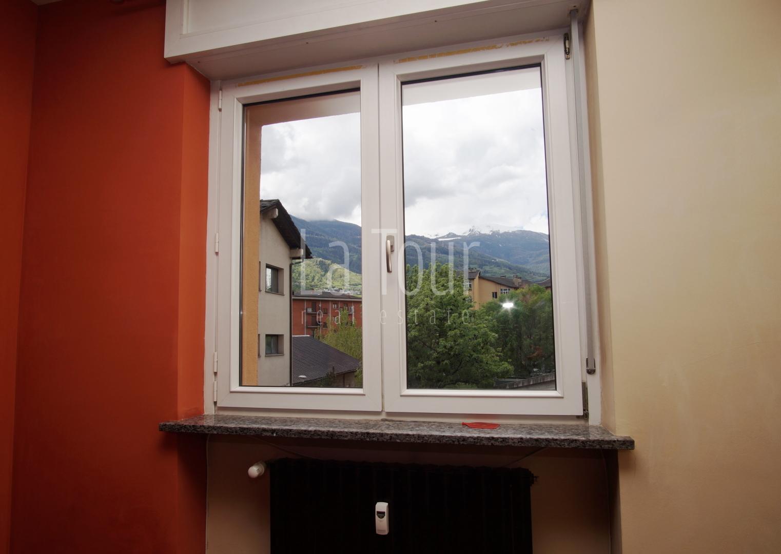particolare finestra