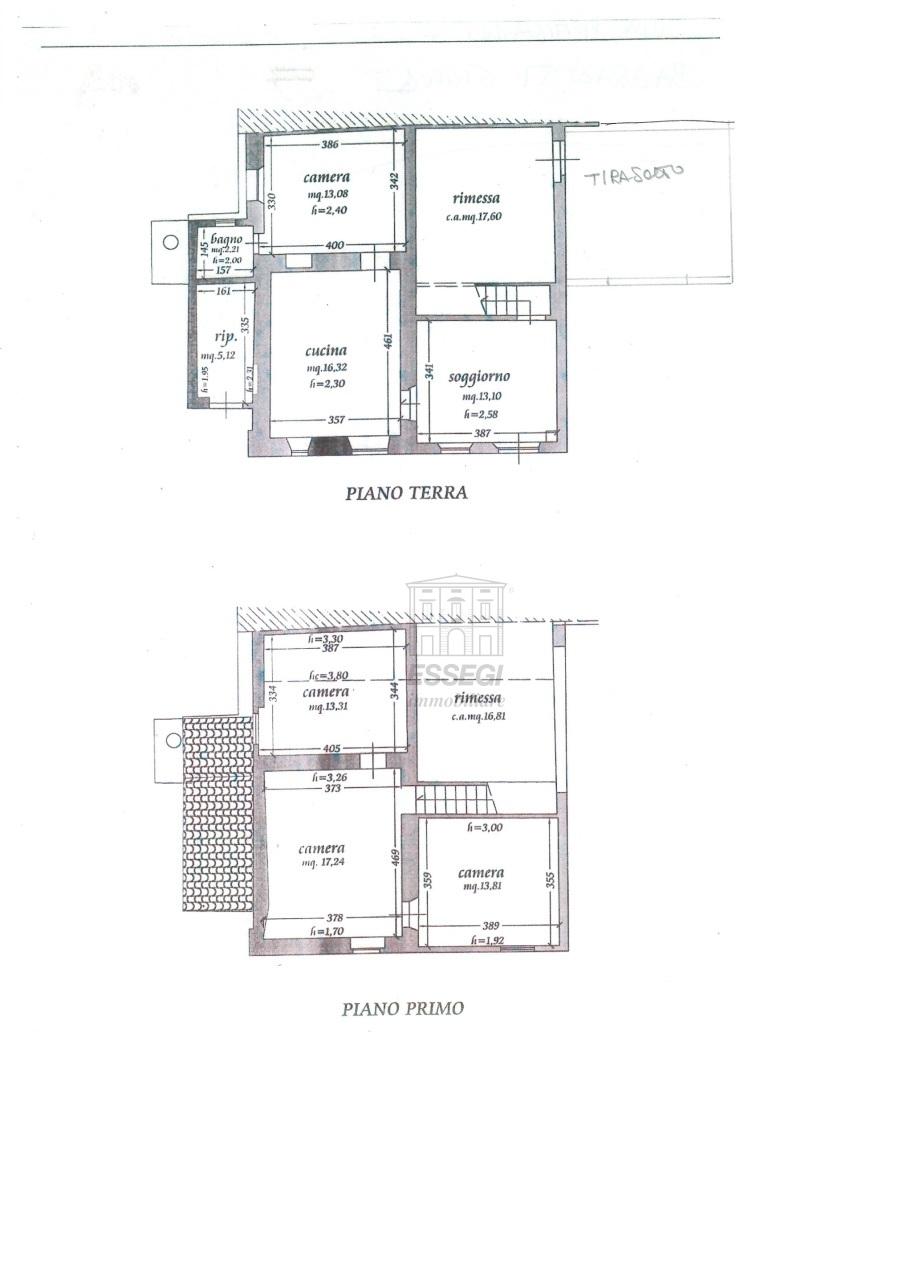 Casa colonica Lucca Monte S. Quirico IA02455 img 2