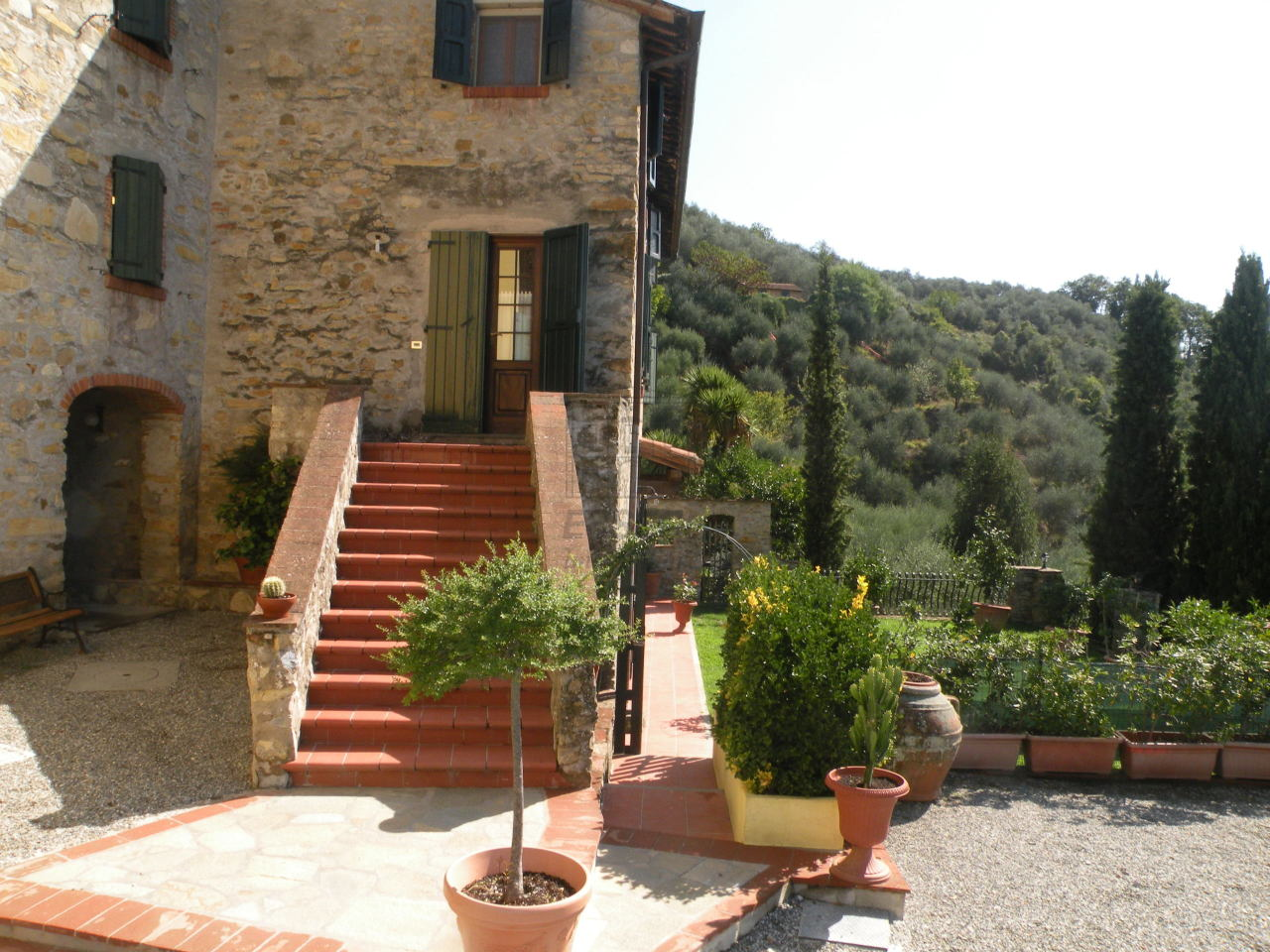 Casa colonica Lucca Piazzano IA01666 img 35