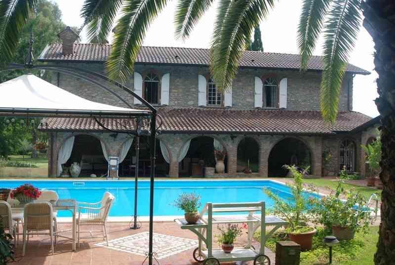 Villa - d'epoca a Sarzana