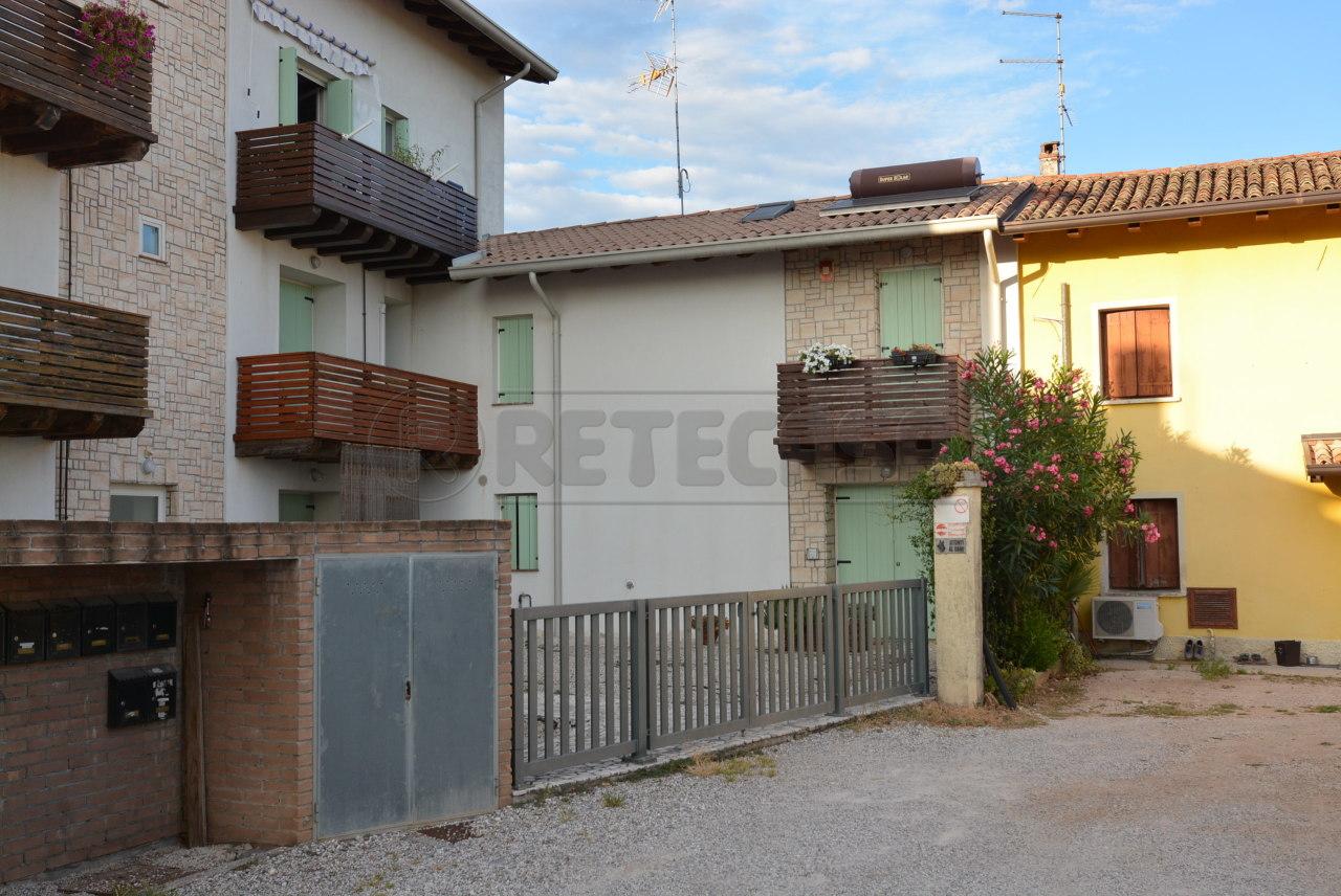 Soluzione Semindipendente in vendita a Gonars, 5 locali, prezzo € 169.000 | CambioCasa.it
