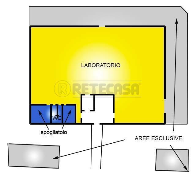 Capannone - Artigianale a Arcugnano Rif. 11077200