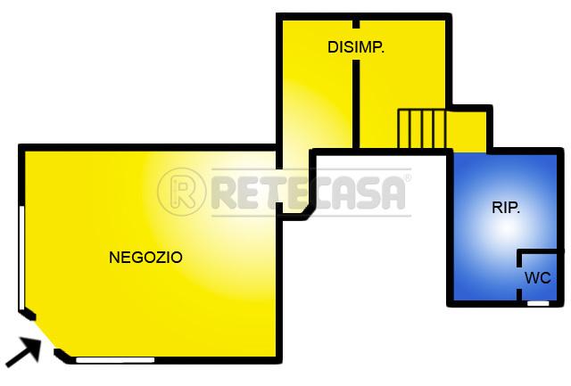 Negozio / Locale in vendita a Valdagno, 4 locali, prezzo € 15.000   CambioCasa.it