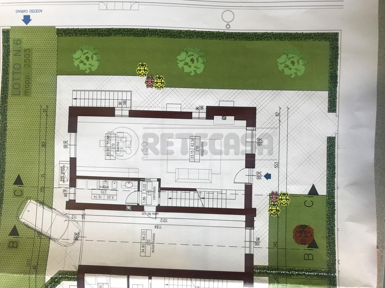 Soluzione Indipendente in vendita a Santorso, 7 locali, Trattative riservate   CambioCasa.it
