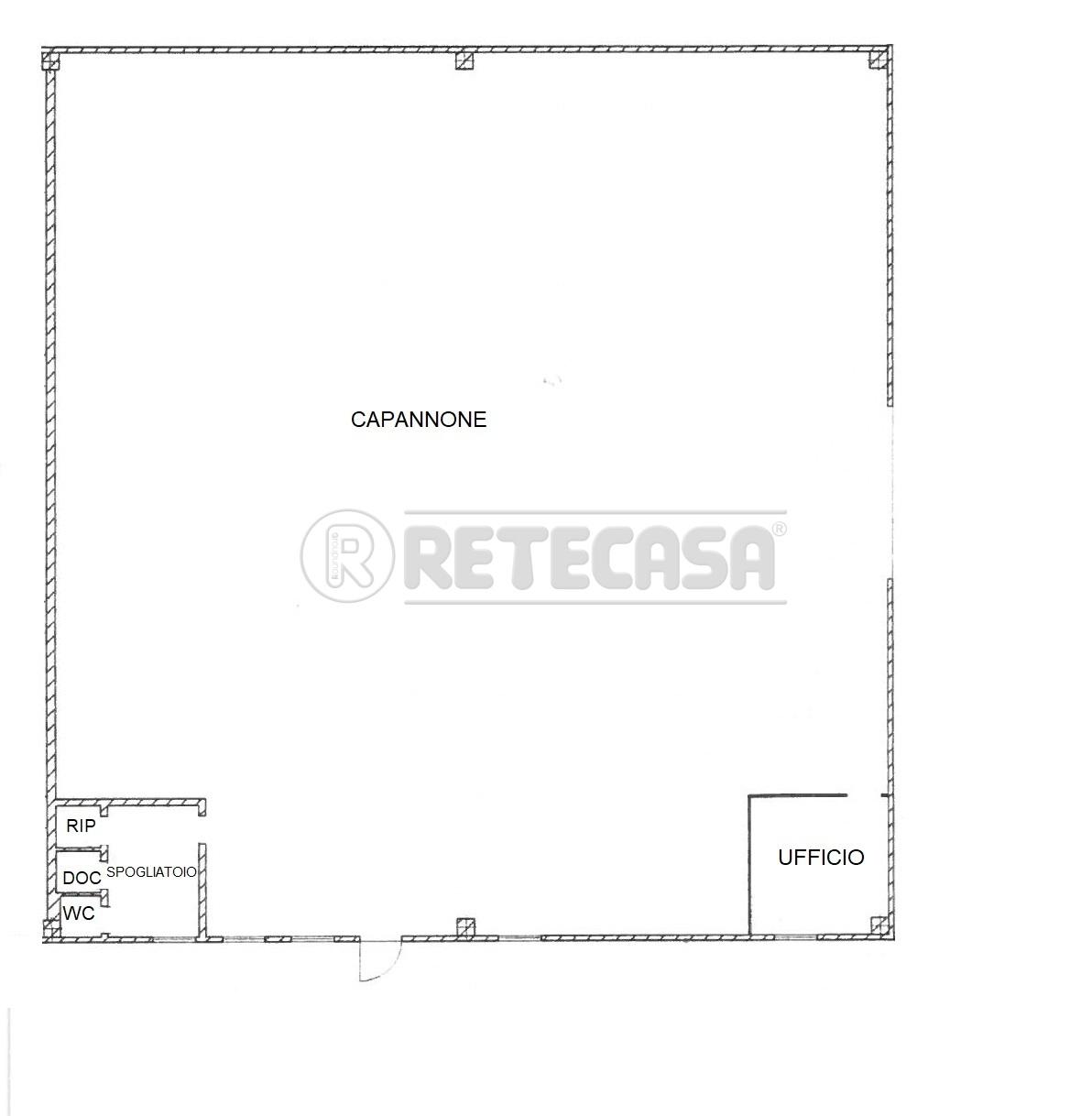 Capannone in affitto a Arzignano, 1 locali, prezzo € 1.800 | CambioCasa.it