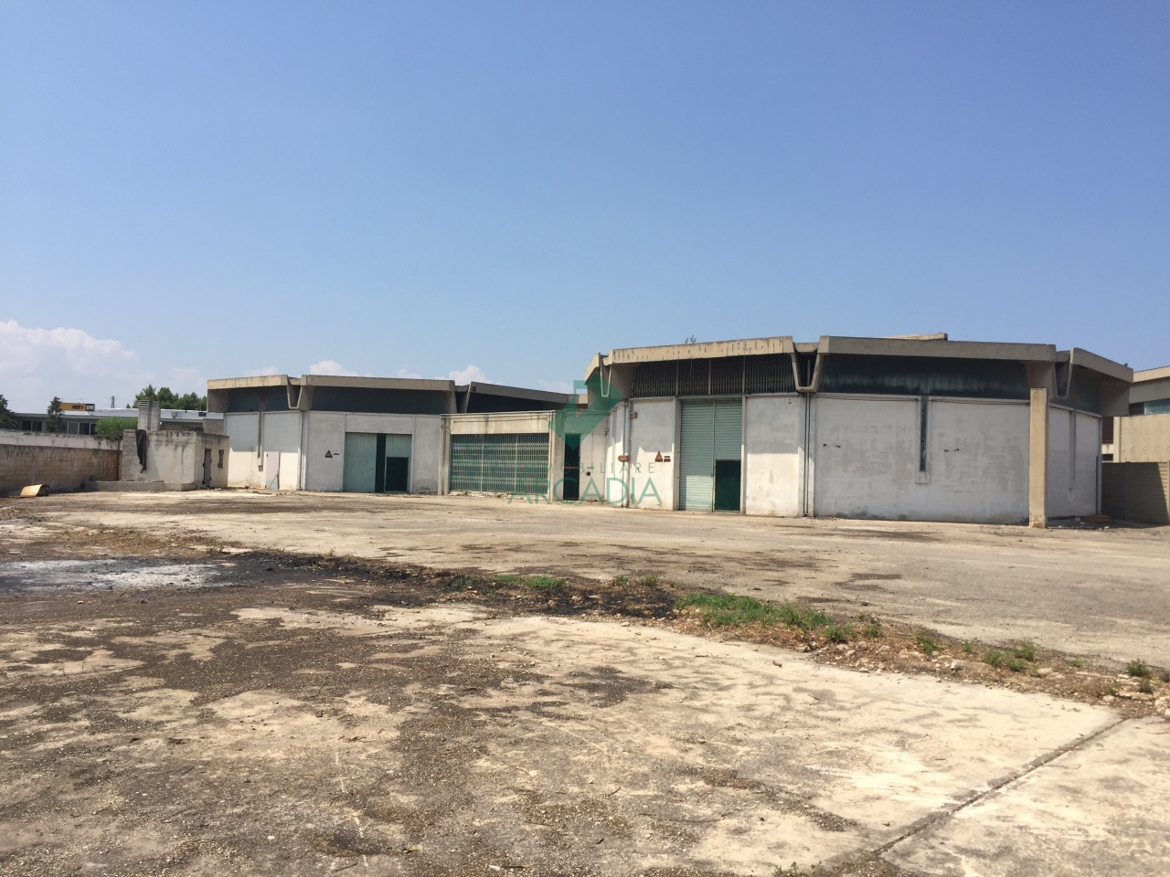 Capannone - Industriale a Zona Industriale, Modugno Rif. 7068845