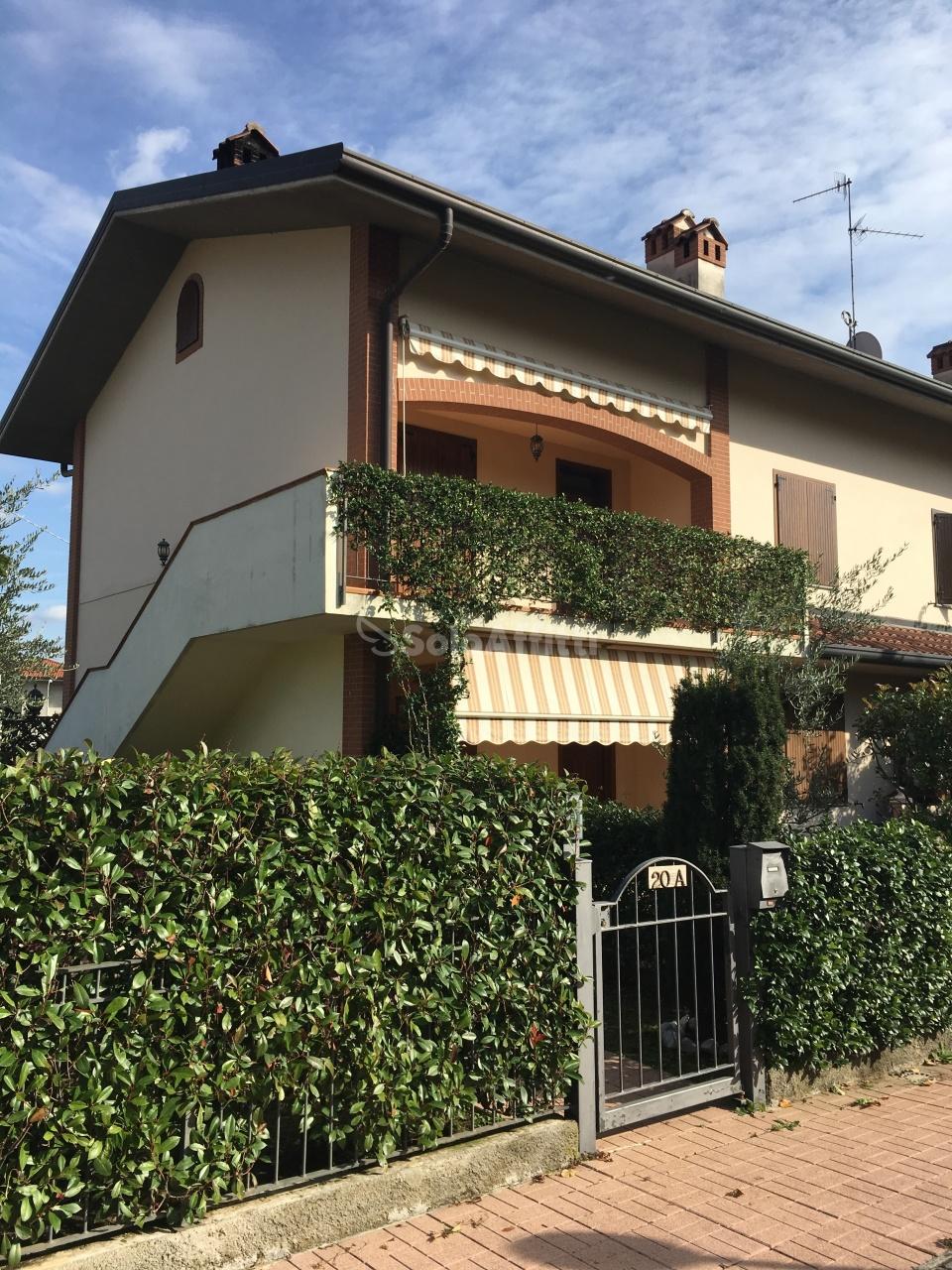 Villa a Schiera in affitto a Sotto il Monte Giovanni XXIII, 5 locali, Trattative riservate | PortaleAgenzieImmobiliari.it
