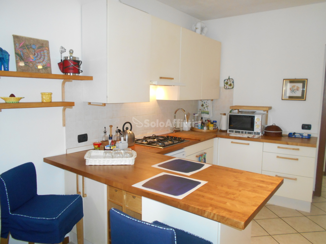 Appartamento in affitto a Carimate, 3 locali, prezzo € 650 | PortaleAgenzieImmobiliari.it
