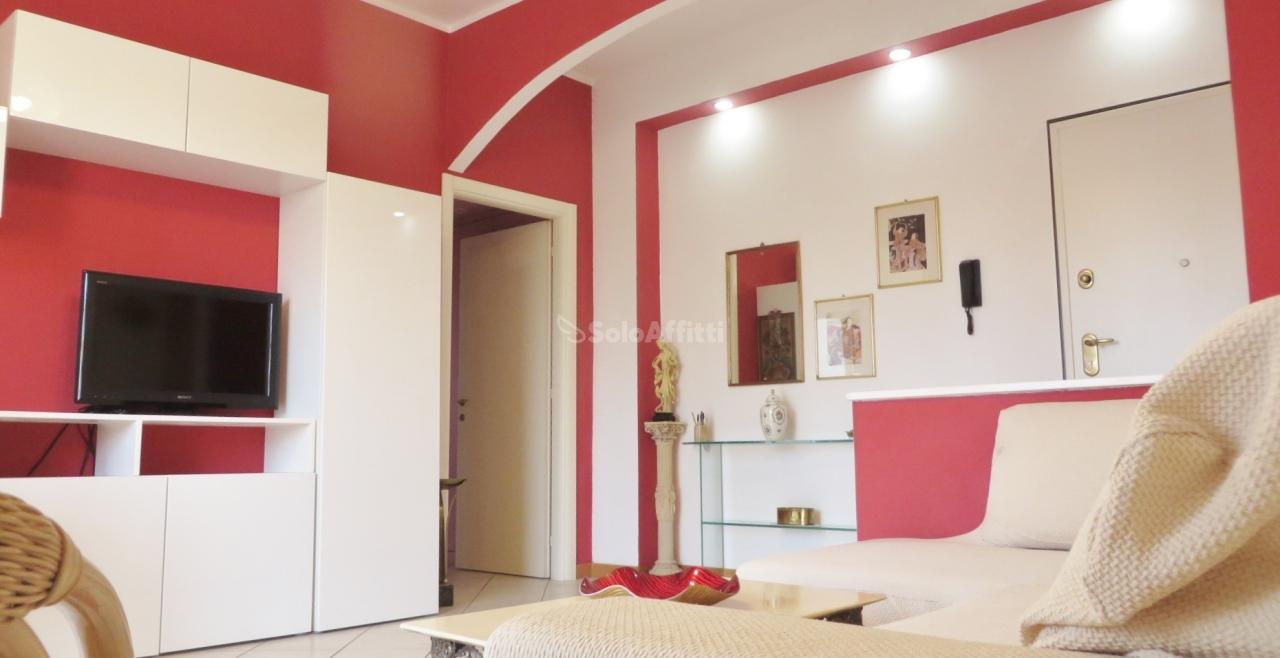 Bilocale in buone condizioni arredato in affitto Rif. 11299252