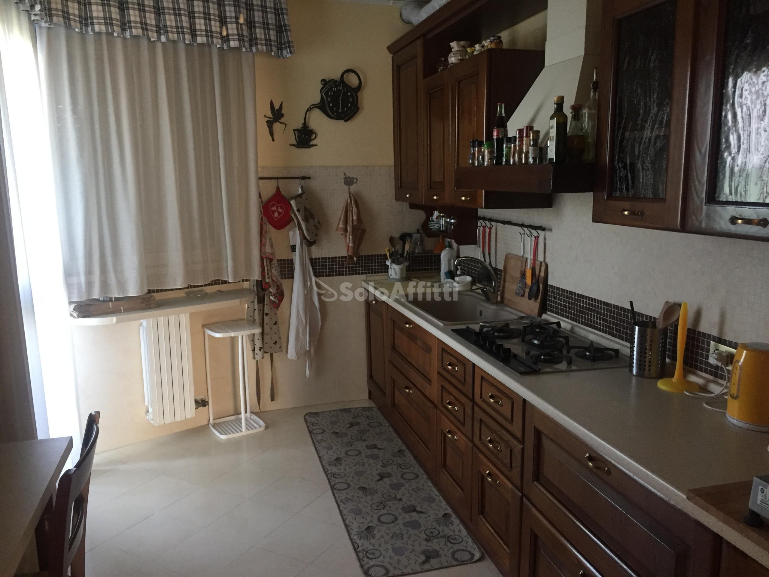 Appartamento Quadrilocale Arredato 120 mq.