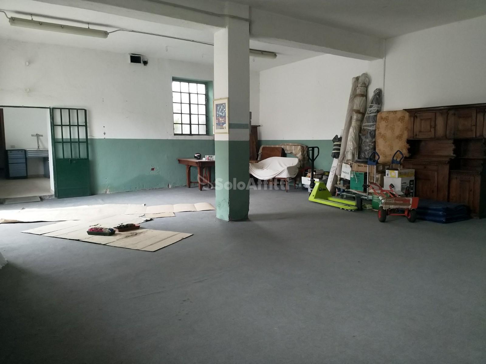 Magazzino/Laboratorio