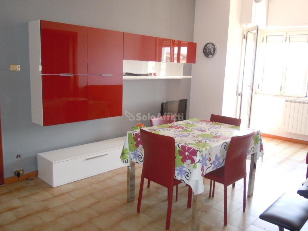 Trilocale in buone condizioni arredato in affitto Rif. 10244651